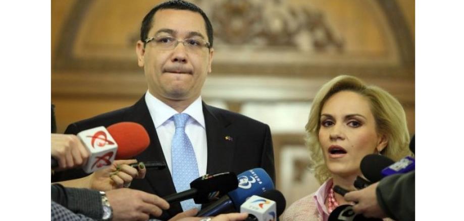 """Firea: """"Între mine şi Ponta sunt multe lucruri care ne leagă."""" Poate vă leagă odată, că ne-am săturat!"""