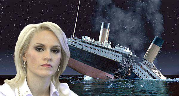 """PSD vine cu noi acuzații: """"Titanicul a fost scufundat de #REZIST!"""""""