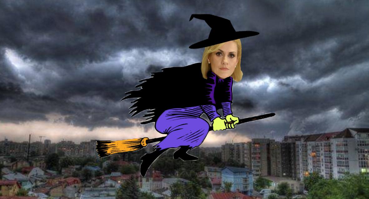 Firea a ieșit la luptă cu furtuna pe cerul Bucureștiului!