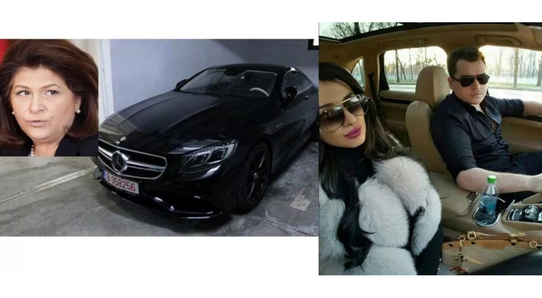 Mercedesul de 240.000 de euro al fiului Rovanei Plumb - dovada că salariile din România sunt mai mari decât cele din Germania