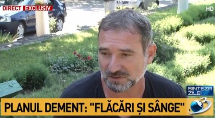 Minerii de la Antena3 au găsit flăcări și sânge la Penețeu!