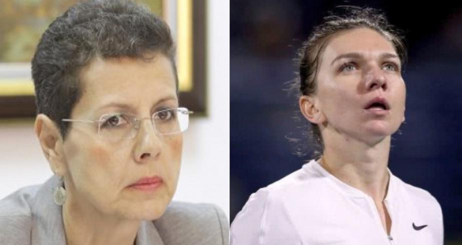Dosar penal și pentru Simona Halep că a pierdut la Dubai!