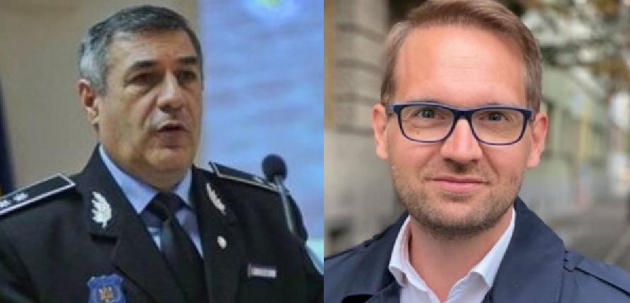 Fritz l-a dat afară pe milițianul sectorist (pensie specială +salariu + normă de hrană) care conducea Poliția Locală!Das primar!