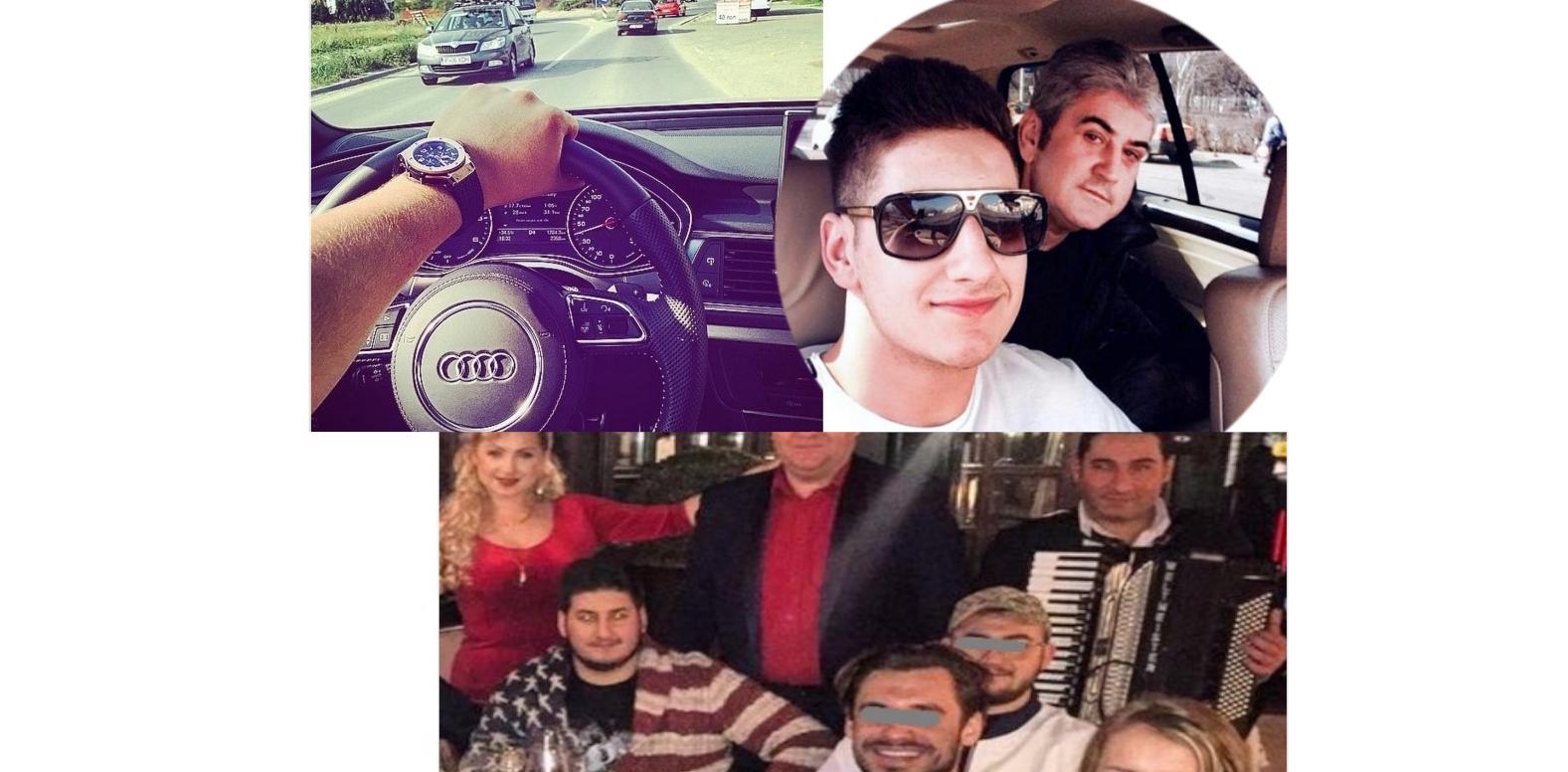 Gabi Oprea Jr #rezistă și el! #Rezistă cu Audiul de 100.000 de euro și cu ceasul de 30.000