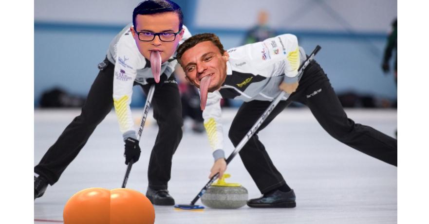 Echipa națională de curling se pregăteşte pentru Olimpiadă