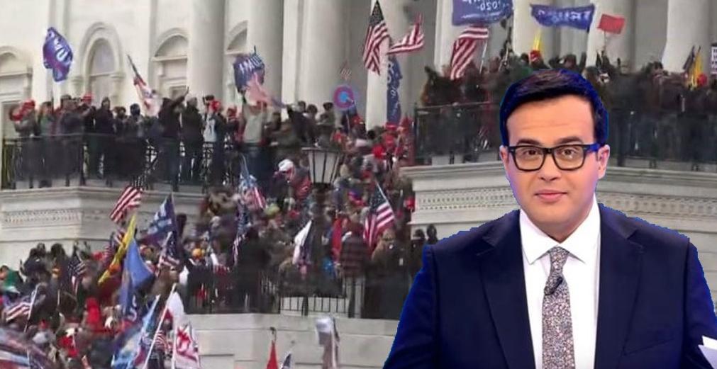 Antena 3: Mii de oameni au intrat în Capitoliu şi cer ca Dragnea sa fie eliberat din închisoare!