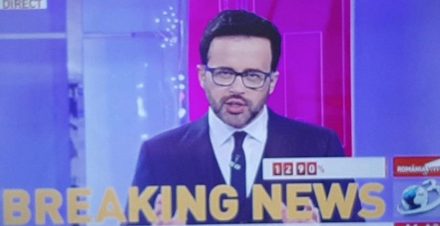Gâdea s-a dus la muncă de la prima oră de frică să nu piardă Fierea alegerile şi să se întoarcă şefă la Antena3!
