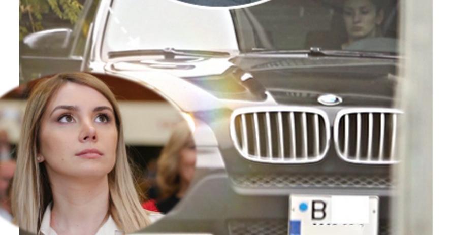 Gagica lui Dragnea are BMW X5. Din cinste, că doar n-o fi furat ăl bătrân!
