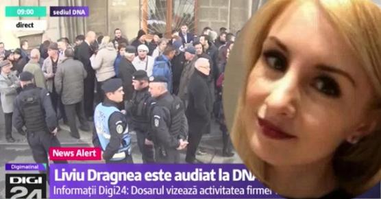 """Gagica lui Dragnea: """"Liviu are grup de sprijin de la partid și când facem sex!"""""""