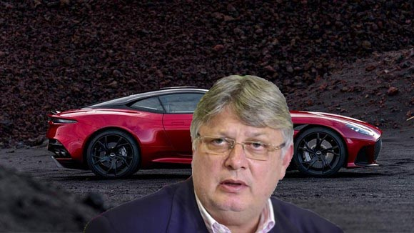 Să dai 300.000 de euro pe Aston Martin-ul odraslei iresponsabile - asta înseamnă să fii mafiot la prima generație fără opinci