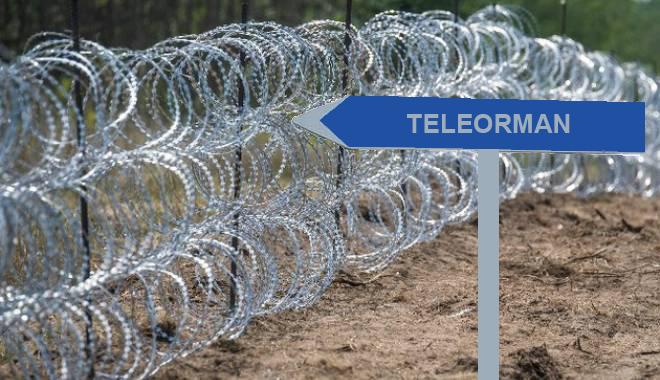 UE va ridica un gard la granița cu Teleormanul!