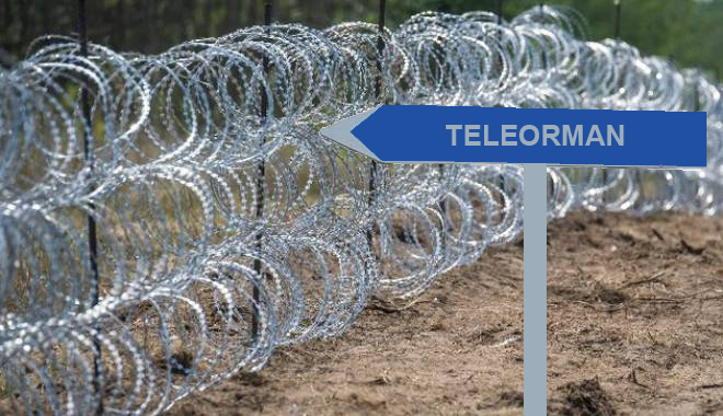 Alertă! România va ridica un gard la granița cu Teleormanul!