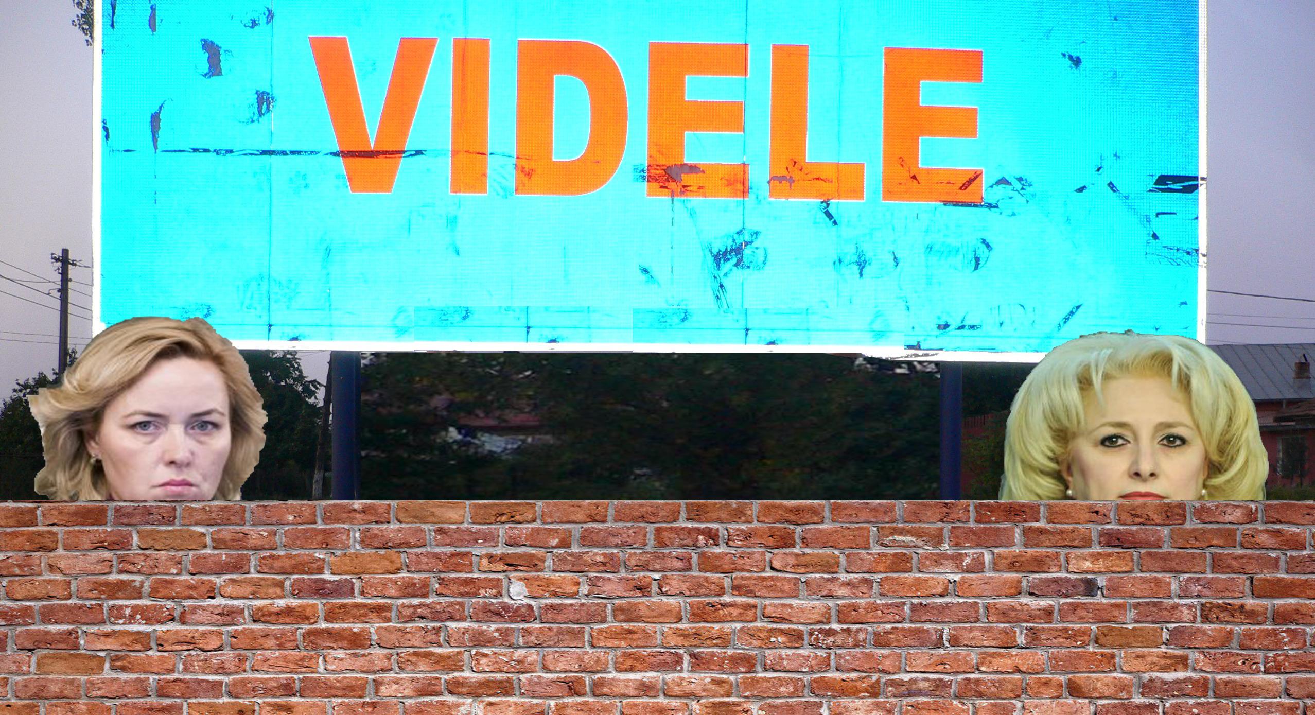 România va ridica un zid la granița cu Videle, ca să nu ne mai umple de ministre și prim-ministre!
