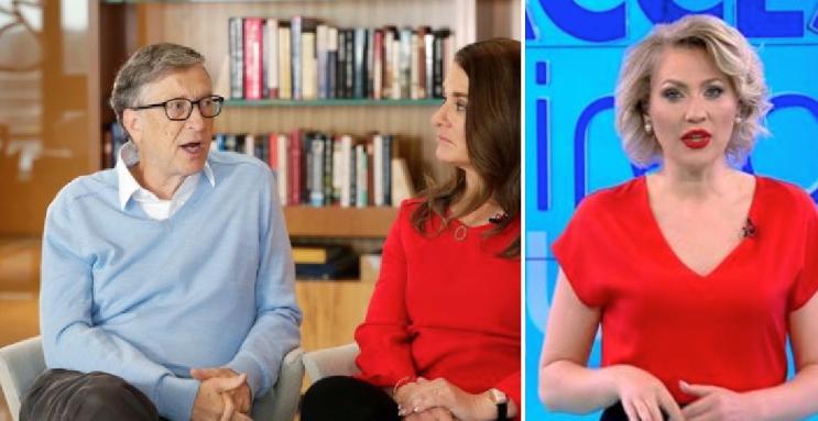 Bill şi Melinda Gates vor veni la Acces Direct, pentru că nu reuşesc să se înțeleagă cine ia Internet Explorer!