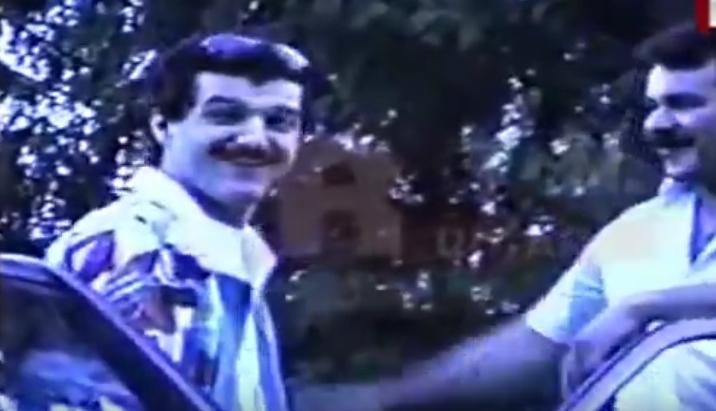 Cine e bărbatul cu care Gigi Becali a avut o relație homo în tinerețe