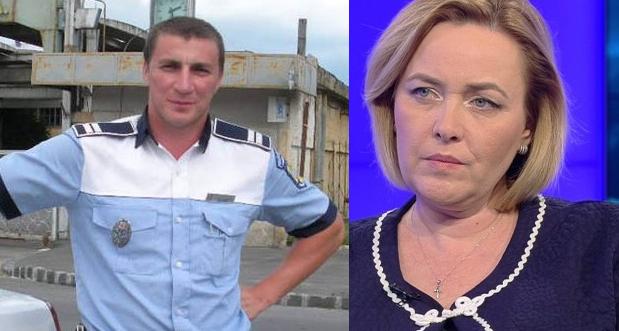 Godină, ultimul polițist cu oo, a pus-o la respect pe suptalterna care se crede ministră!