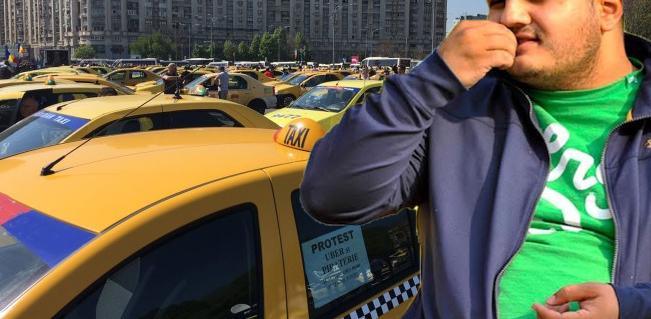 Producătorii de semințe prăjite răsuflă ușurați: se interzic Uber și Taxify