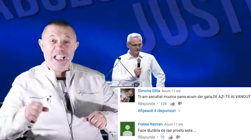 """Maneliștii se delimitează de Guță după maneaua PSD-istă: """"Ai greșit partidu', băiatu' meu!"""""""
