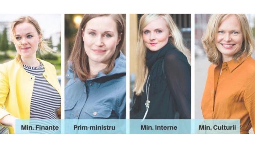 Guvernul finlandez. Mă duc să-mi fac bagajele!