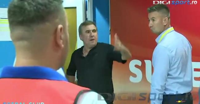 Bravo, Gică! Ești singurul care mai face ceva în fotbalul românesc și care nu acceptă să fie furat!