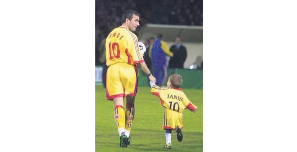 Bravo, Gică Hagi!Dacă te înmulțeai ca Borcea, azi eram campioni mondiali!
