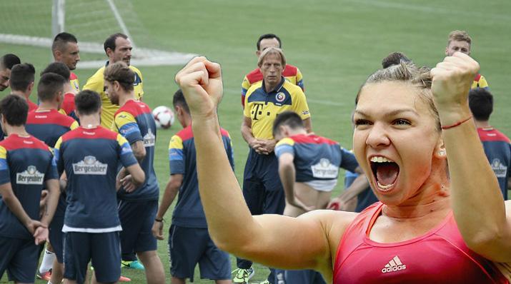 Singura șansă ca echipa României să mai bată pe cineva: Christoph Daum vrea s-o convoace pe Simona Halep