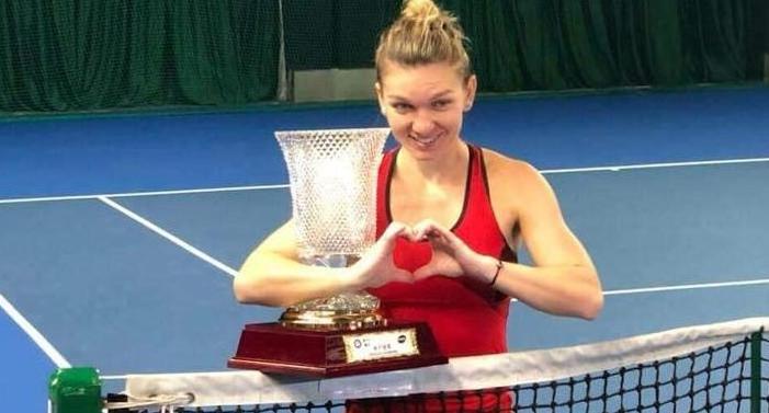 Simona Halep, două finale câștigate într-o singură zi! Meritul e al celor care îi dau lecții pe Facebook, ei au dus tot greul!