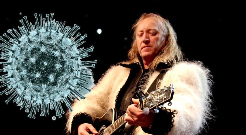 Dupăce românii au cumpărat mâncare ca la Crăciun, Ștefan Hruşcăorganizeazăun concert de colinde de coronavirus!