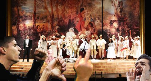 Huiduieli la Operă: nicio manea în 3 ore jumate de spectacol!