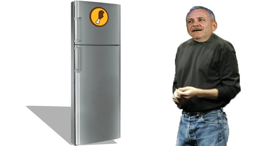 A fost lansat iFoame 8, cel mai modern frigider din Teleorman!