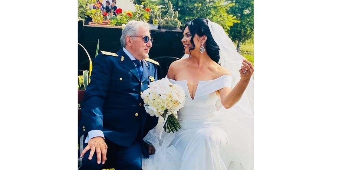 Să ai 74 de ani și să crezi că a cincea soție, cu 30 de ani mai tânără, te iubește sincer, dezinteresat - iata culmea optimismului!