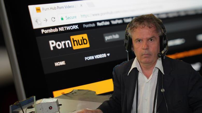 Ilie Dobre va comenta partidele de pe Pornhub!