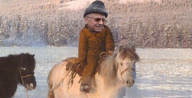 Ion Iliescu a fugit din țară! În Siberia!