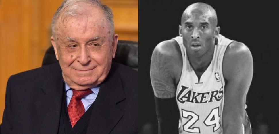 """Ion Iliescu despre dispariția lui Kobe Bryant: """"Din păcate, unii dintre noi sunteți muritori…"""""""