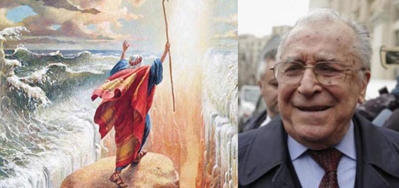 """Ion Iliescu povesteşte din studenție: """"La baraje şi hidroameliorații l-am avut profesor pe Moise!"""""""