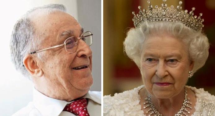 """De Ziua Regelui, Iliescu se declară monarhist: """"Regina Angliei e nepoata mea!"""""""