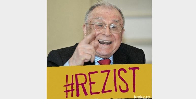 S-a dus și Neagu Djuvara. Ion Iliescu #REZISTĂ!