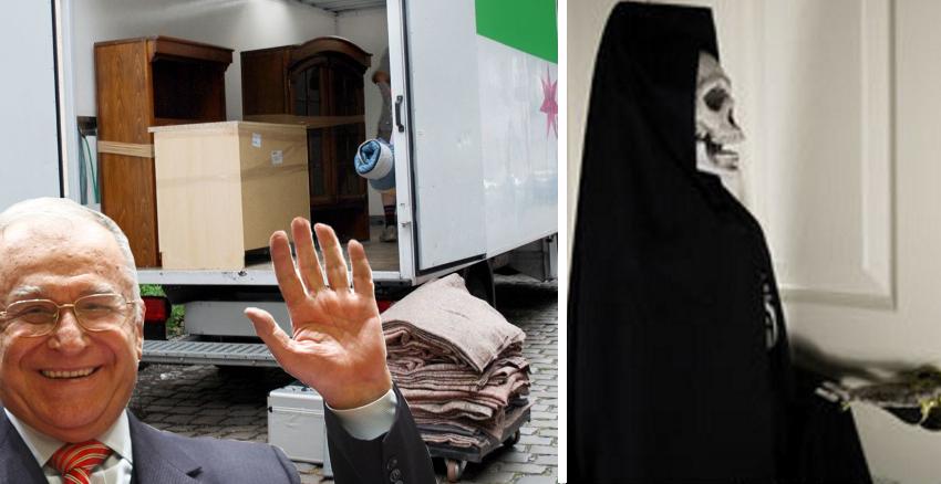 Genial: Pentru că moartea îl caută pe acasă, Iliescu a început să își schimbe des domiciliu!