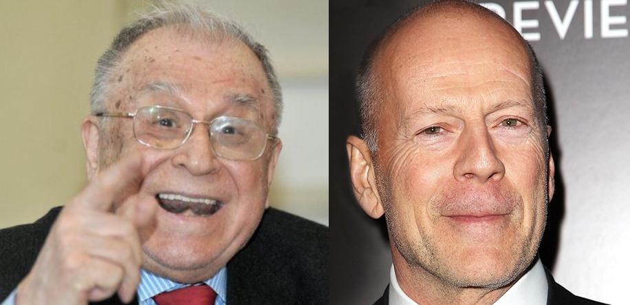 """Iliescu va juca în noul """"Greu de ucis"""", pentru că Bruce Willis a îmbătrânit și nu mai poate!"""