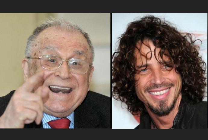 """Iliescu, despre moartea lui Chris Cornell de la Soundgarden la doar 52 de ani: """"Să zică mersi, pe alții i-am îngropat și mai de tineri!"""""""
