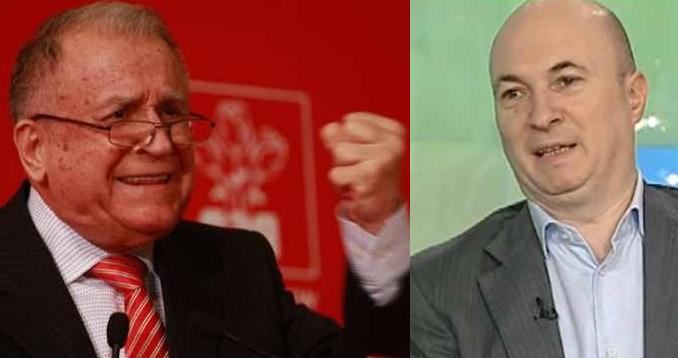 Iliescu îl ceartă pe Codrin Ștefănescu: Trebuia să cheme minerii, nu interlopii!