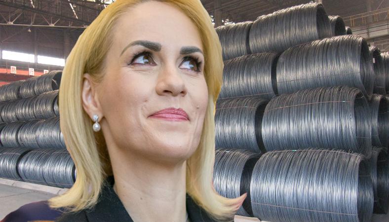 În semn de omagiu, Industria Sârmei Câmpia Turzii SA își schimbă numele în Uzinele Gabi Firea SA