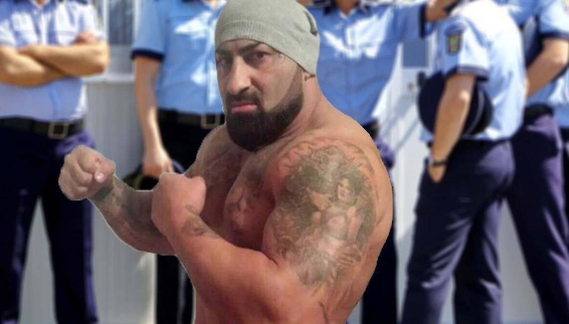 Fiindcă străzile s-au umplut de infractori, polițiştii vor fi păziți de bodyguarzi!