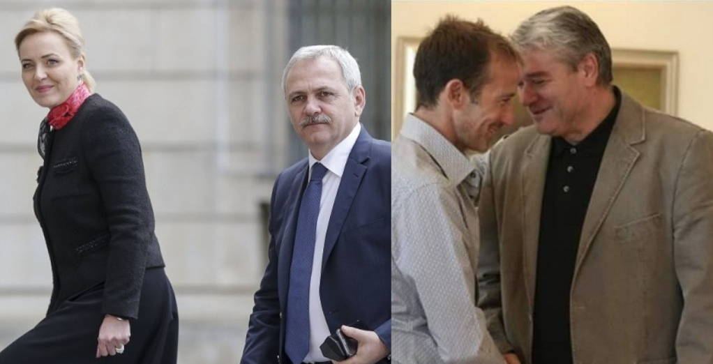 Ministerul de Interne rămâne la Rahova: sluga pușcăriașului Dragnea a fost înlocuită cu sluga pușcăriașului Mazăre