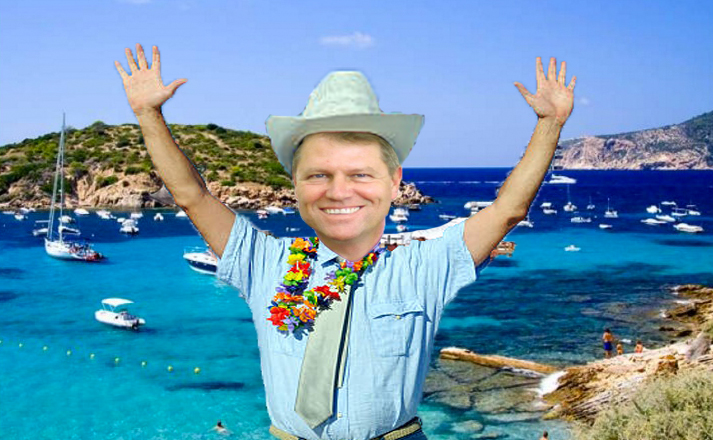 Iohannis chiar are un plan B: Baleare!