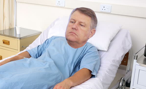 Încă un caz revoltător de malpraxis:Iohannis, operat la umăr deși îl durea în cot!