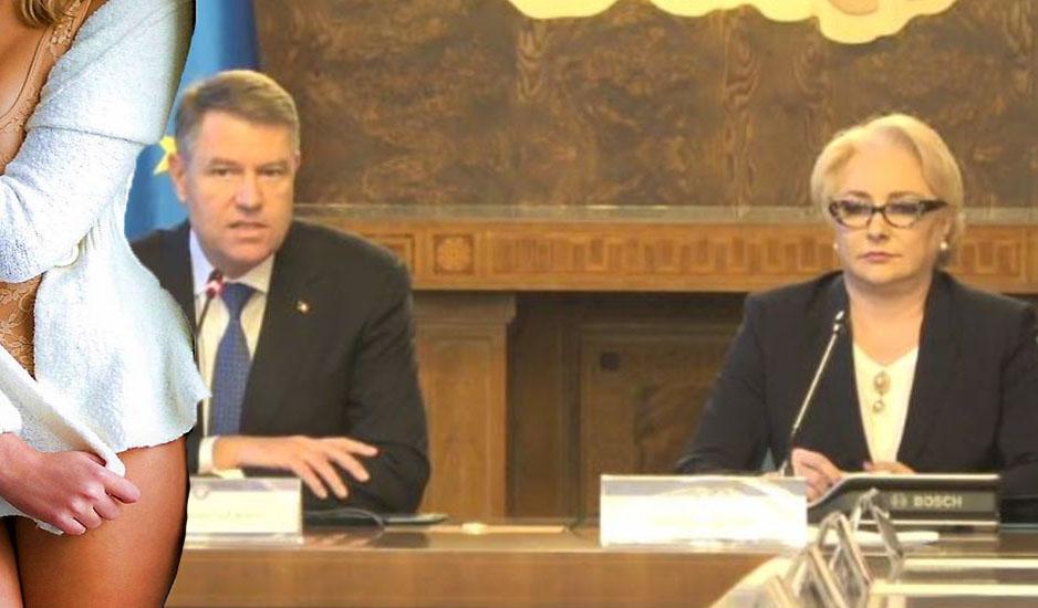 """O ministră din Videle a vrut să se dezbrace când Iohannis a întrebat """"Ce ați pregătit pentru azi?"""""""