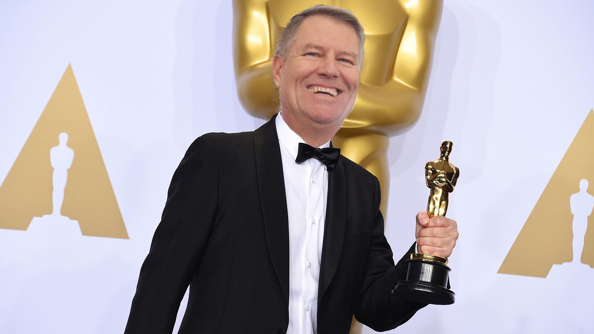 Iohannis a luat Oscarul pentru întreaga inactivitate