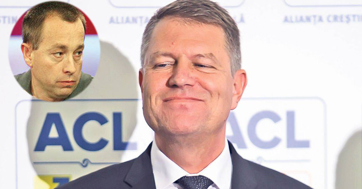 Dezvăluire bombă a lui Tolontan: Iohannis e de etnie română!