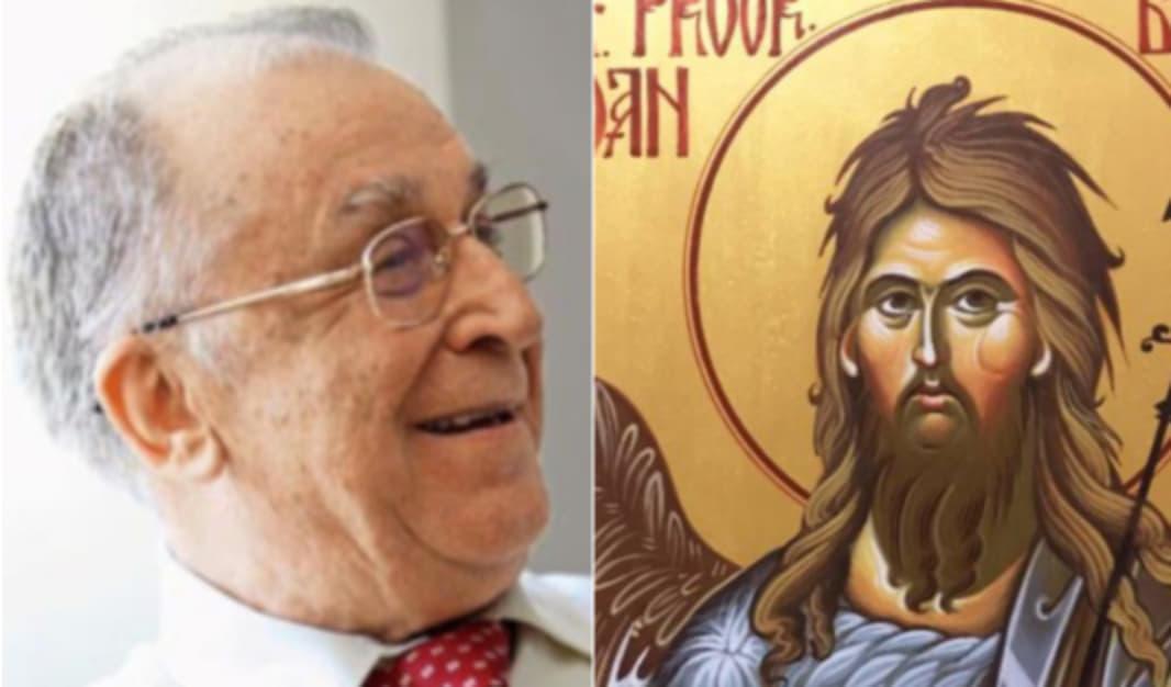 Bombă: Ion Iliescu este născut înaintea Sfântului Ion! Părinții Sfântului Ion l-au botezat pe acesta aşa după numele lui Ion Iliescu!